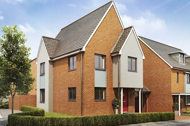 """Thumbnail Detached house for sale in """"The Dulwich"""" at Southfleet Road, Swanscombe"""