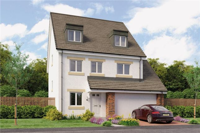 "Thumbnail Detached house for sale in ""Ardmore, Det"" at Path Brae, Kirkliston"