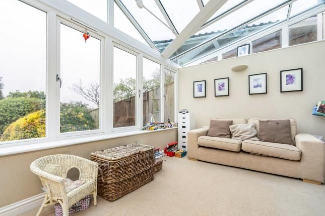 Conservatory of Goring Road, Steyning, West Sussex, England BN44