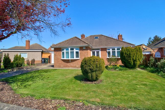 Thumbnail Detached bungalow for sale in Cheltenham Avenue, Marton-In-Cleveland, Middlesbrough