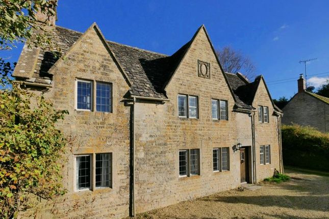 Thumbnail Detached house to rent in Sapperton, Cirencester