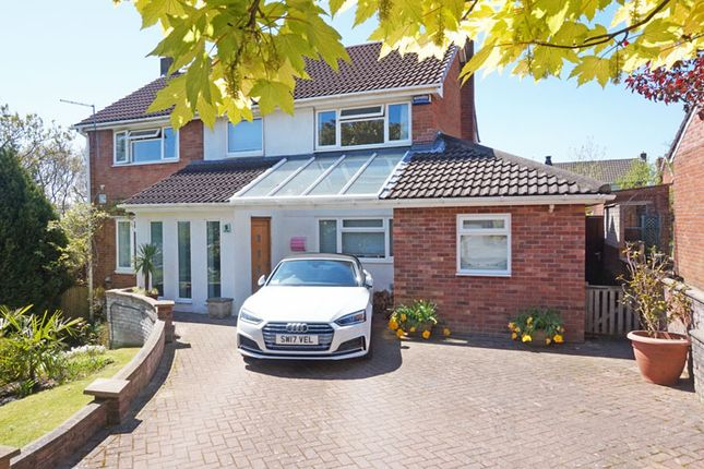 Thumbnail Detached house for sale in Dylan Close, Llandough