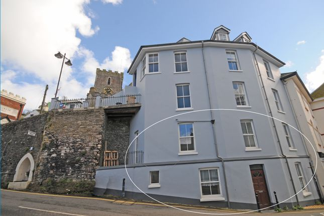 Thumbnail Maisonette for sale in The Square, Kingswear, Dartmouth