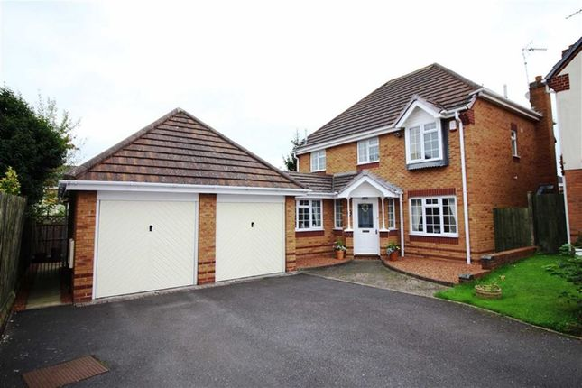 Thumbnail Detached house for sale in Bradwell Way, Belper, Derbyshire