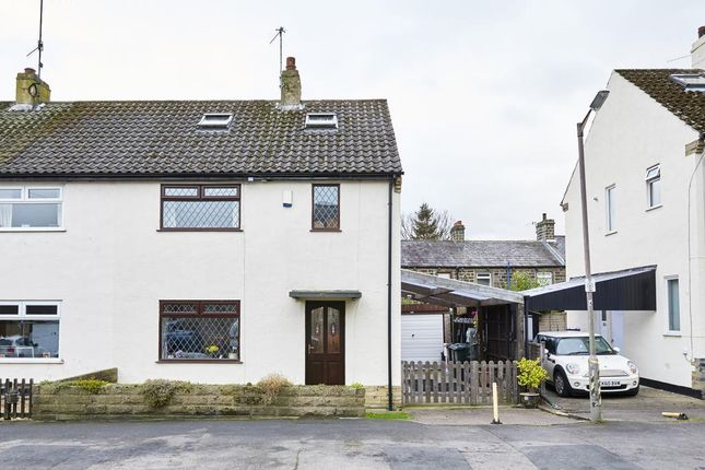 Thumbnail Semi-detached house for sale in North Parade, Burley In Wharfedale