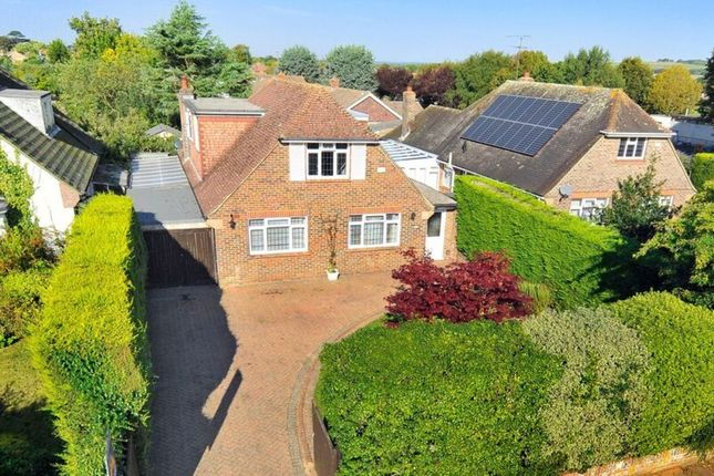 Thumbnail Detached house for sale in Bodiam Avenue, Goring-By-Sea, Worthing