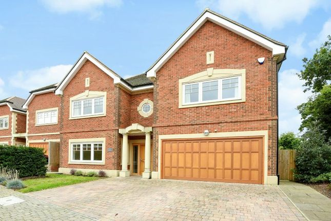 Thumbnail Detached house for sale in The Canberra, Valency Drive, Northwood