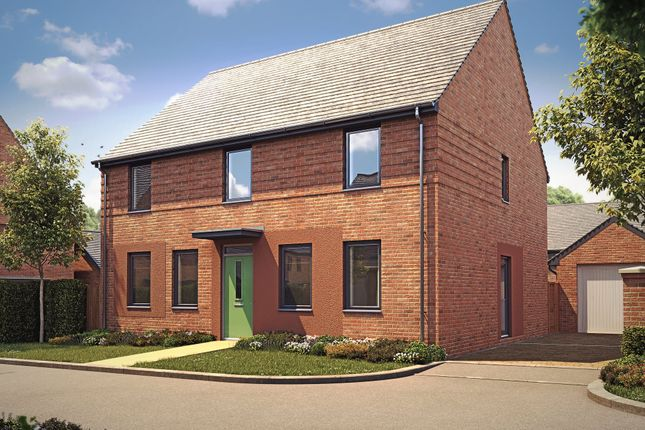 "Thumbnail Detached house for sale in ""Chelworth"" at Langaton Lane, Pinhoe, Exeter"