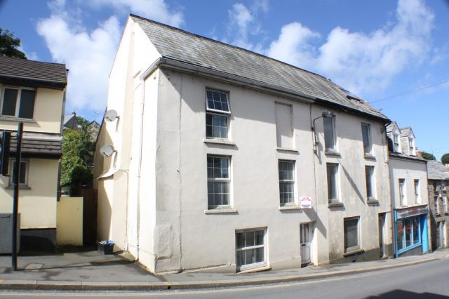 Thumbnail Property for sale in Fore Street, Camelford