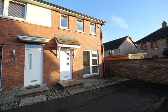 2 bed semi-detached house for sale in Bridgelea Crescent, Conlig, Newtownards BT23
