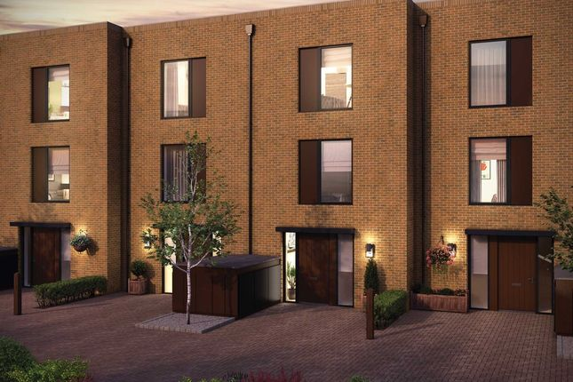 "Thumbnail Property for sale in ""Archer"" at 1201 High Road, Totteridge & Whetstone, London"