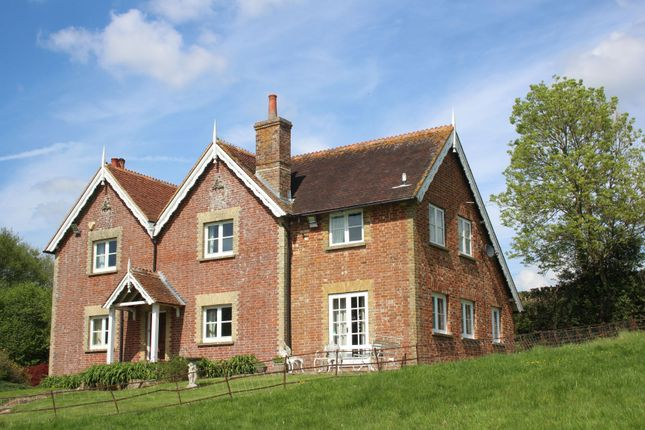 Thumbnail Farmhouse for sale in Stonehurst Lane, Near Mayfield, East Sussex