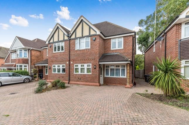 Thumbnail Semi-detached house for sale in Stonerwood Avenue, Hall Green, Birmingham, West Midlands