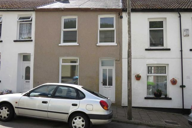 Thumbnail Terraced house to rent in Brynhyfryd Street, Tonypandy
