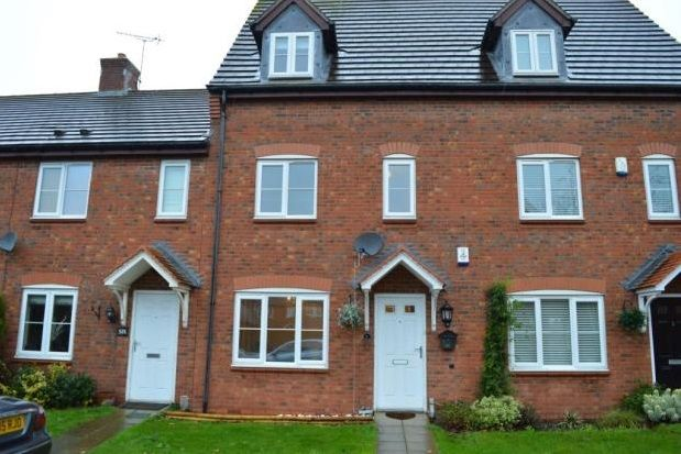 Thumbnail Property to rent in Shaw Drive, Fradley, Lichfield