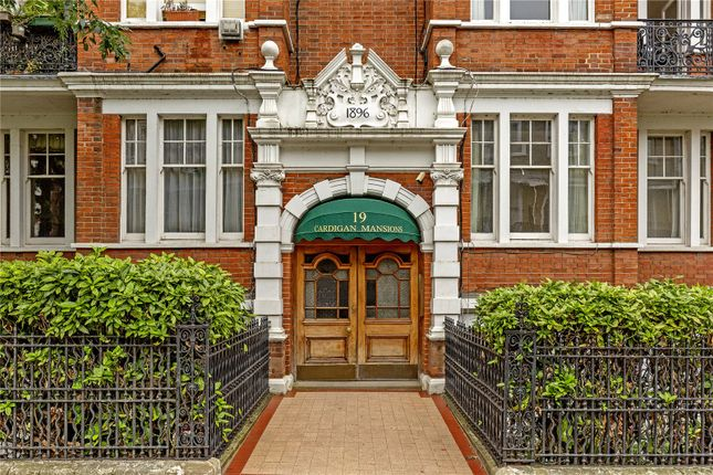 Thumbnail Flat for sale in Cardigan Mansions, 19 Richmond Hill, Richmond, Surrey