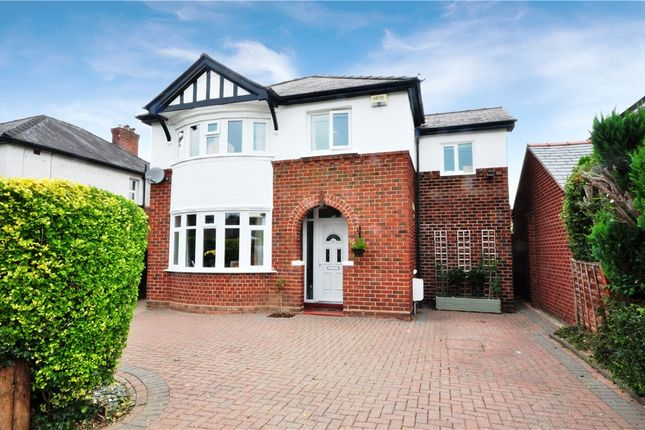 Thumbnail Detached house for sale in Marlston Avenue, Chester, Cheshire