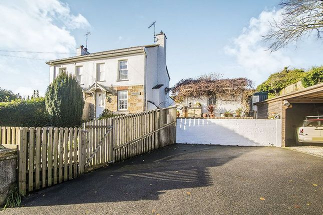 Thumbnail Semi-detached house for sale in New Mills, Ladock, Truro