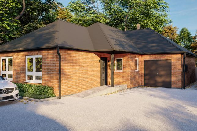 Thumbnail Bungalow for sale in Fleets Road, Sturton By Stow, Lincoln