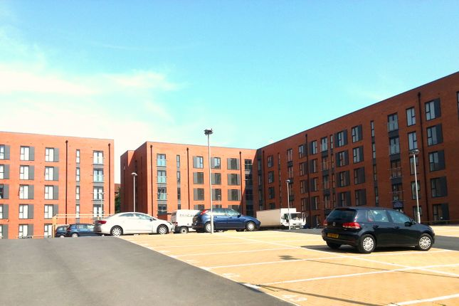 Carpark of The Irwell Building, Lowry Wharf, Derwent Street, Salford M5