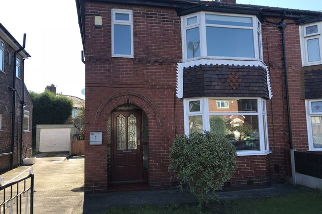 Thumbnail Semi-detached house to rent in Moston Lane East, Failsworth, Manchester