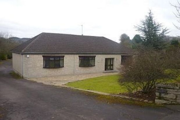 Thumbnail Detached bungalow to rent in Lanark Road, Larkhall