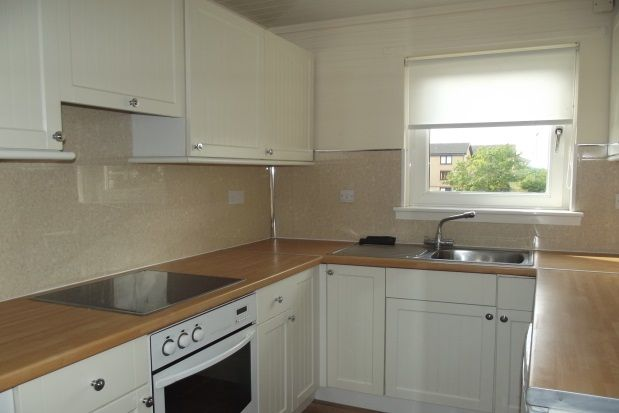 Thumbnail Flat to rent in Thistle Street, Kirkintilloch