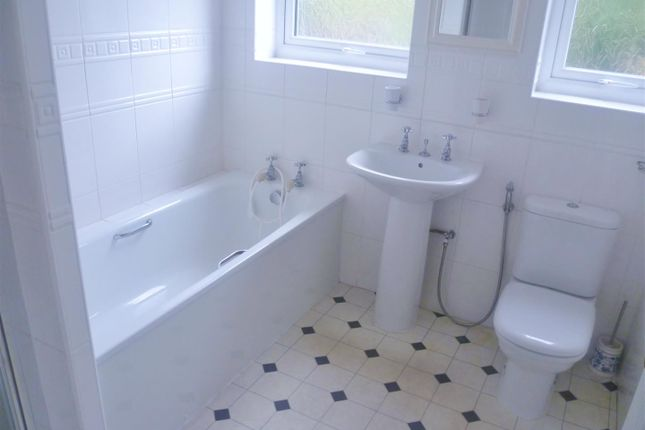 Bathroom of St. Georges Crescent, Salford M6