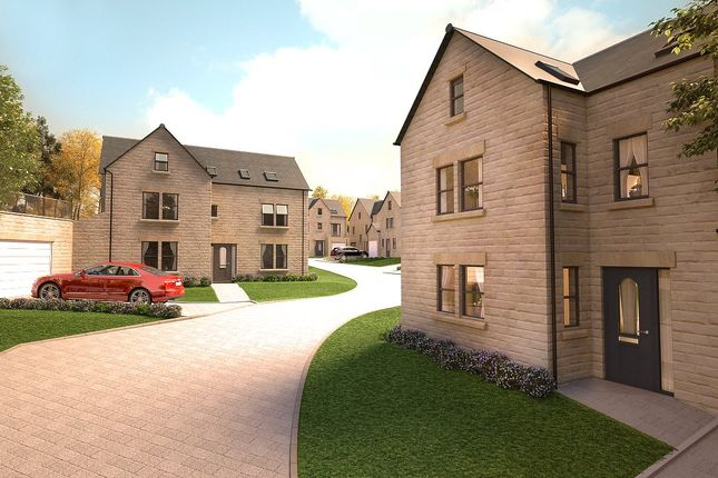 Thumbnail Link-detached house for sale in Plot 1 Bracken Chase, Bracken Chase, Syke Lane, Scarcroft, West Yorkshire