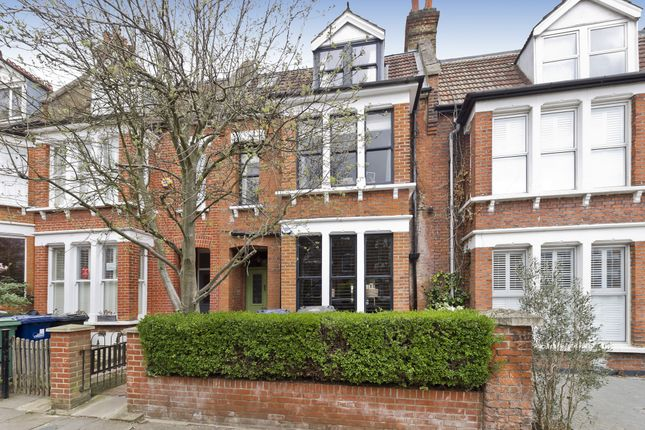 Thumbnail Terraced house to rent in Goldsmith Avenue, London
