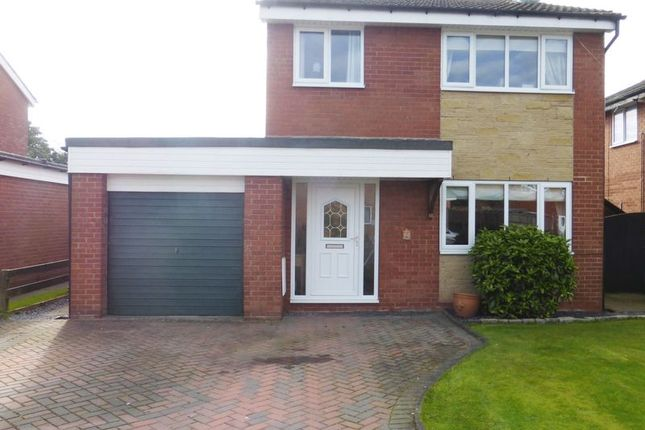 Thumbnail Detached house for sale in Windgate, Much Hoole, Preston