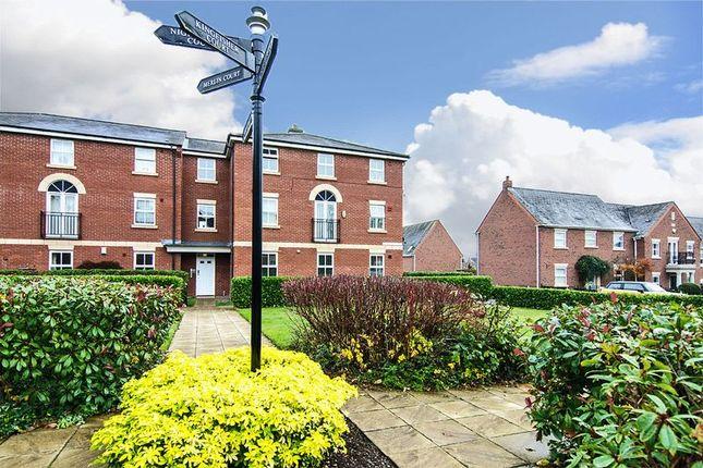 2 bed flat for sale in Osprey Court, Selwyn Road, St Matthews, Burntwood WS7