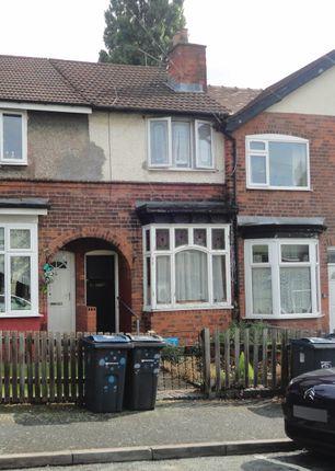 Thumbnail Land for sale in 93 Doidge Road, Erdington 7Sq, & 44 Milverton Road, Erdington, Birmingham