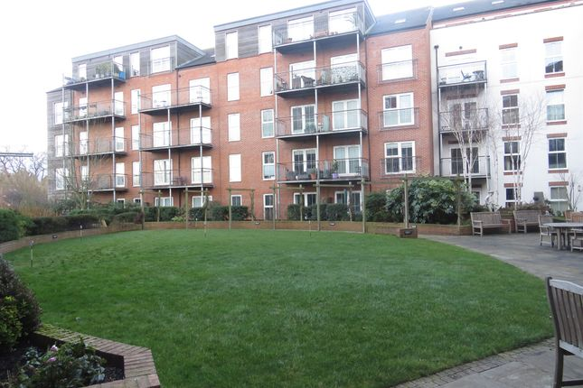 Thumbnail Flat for sale in Welland Place, St Mary's Road, Market Harborough