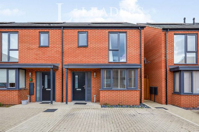 Thumbnail Semi-detached house to rent in Spey Drive, Derby