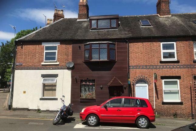 3 bed terraced house for sale in 1 Arch Street, Brereton, Rugeley WS15