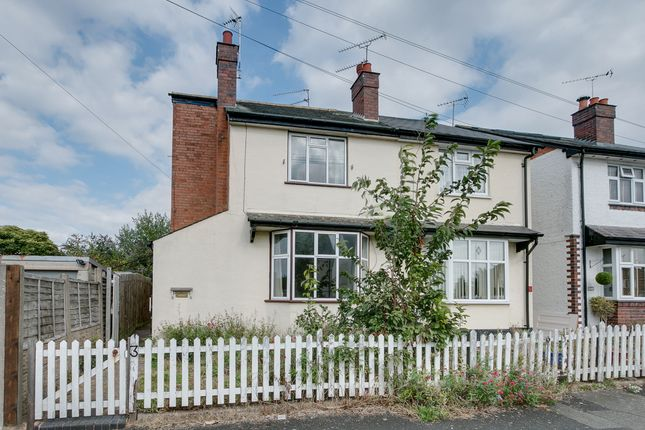 Thumbnail Semi-detached house for sale in Malvern Road, Redditch