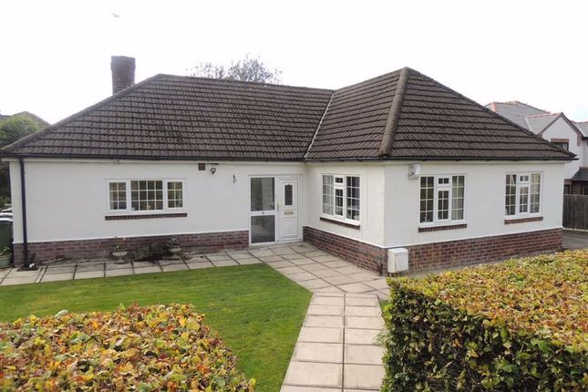 Thumbnail Detached bungalow for sale in Manor Hill Road, Marple, Stockport