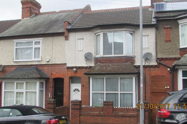 Thumbnail Terraced house to rent in High Town Road, Luton, Bedfordshire