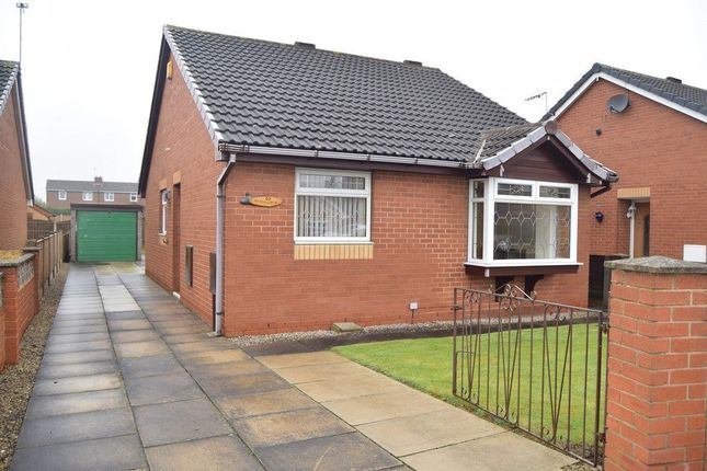 Thumbnail Detached bungalow to rent in Newlaithes Crescent, Normanton
