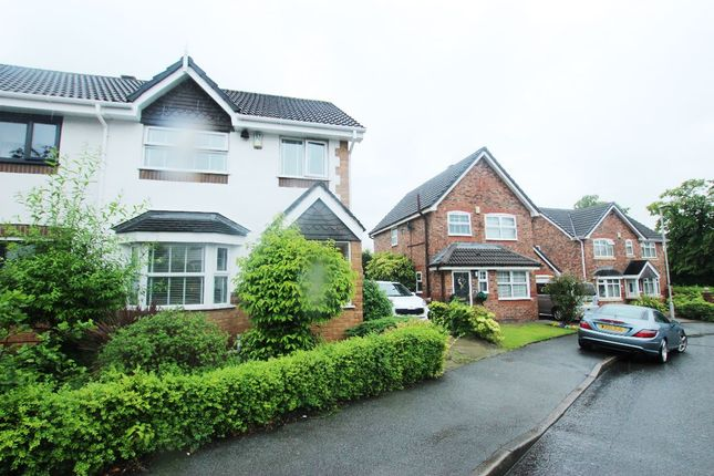 Thumbnail Semi-detached house for sale in Ashbury Drive, Haydock, St. Helens