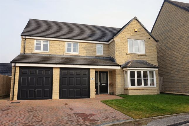 Thumbnail Detached house for sale in New Holland Drive, Wilsden