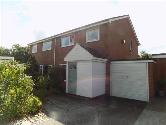 Thumbnail Property to rent in Oak Avenue, Penwortham, Preston