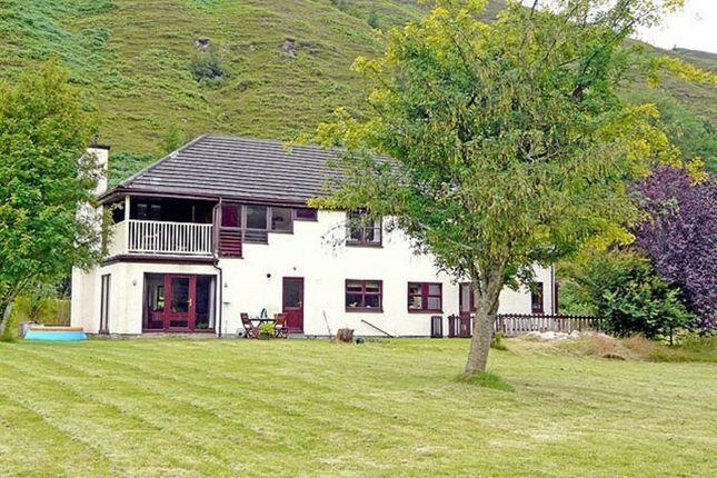 Thumbnail Detached house for sale in Stoneyfield, Balmaglaster, Spean Bridge