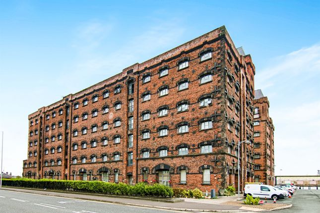 Thumbnail Flat for sale in Dock Road, Birkenhead