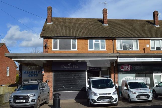 2 bed flat to rent in Winsford Avenue, Allesley CV5