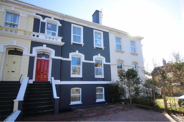 2 bed flat for sale in Portland Villas, Victoria Road, Barnstaple