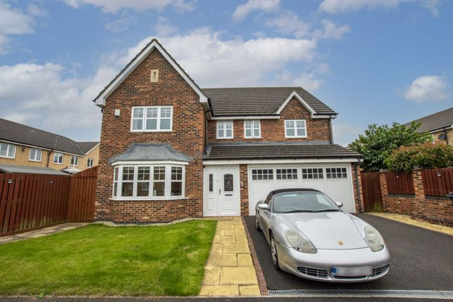 Thumbnail Detached house for sale in Briar Vale, Whitley Bay