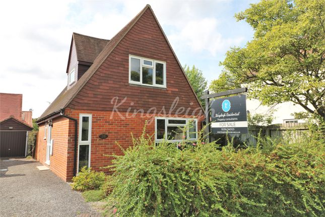 Thumbnail Detached bungalow for sale in Dedham Meade, Dedham, Colchester, Essex
