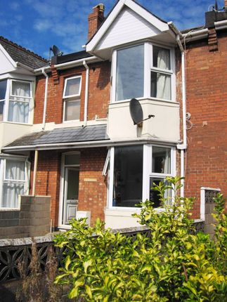 Thumbnail Flat to rent in Warbro Road, Torquay